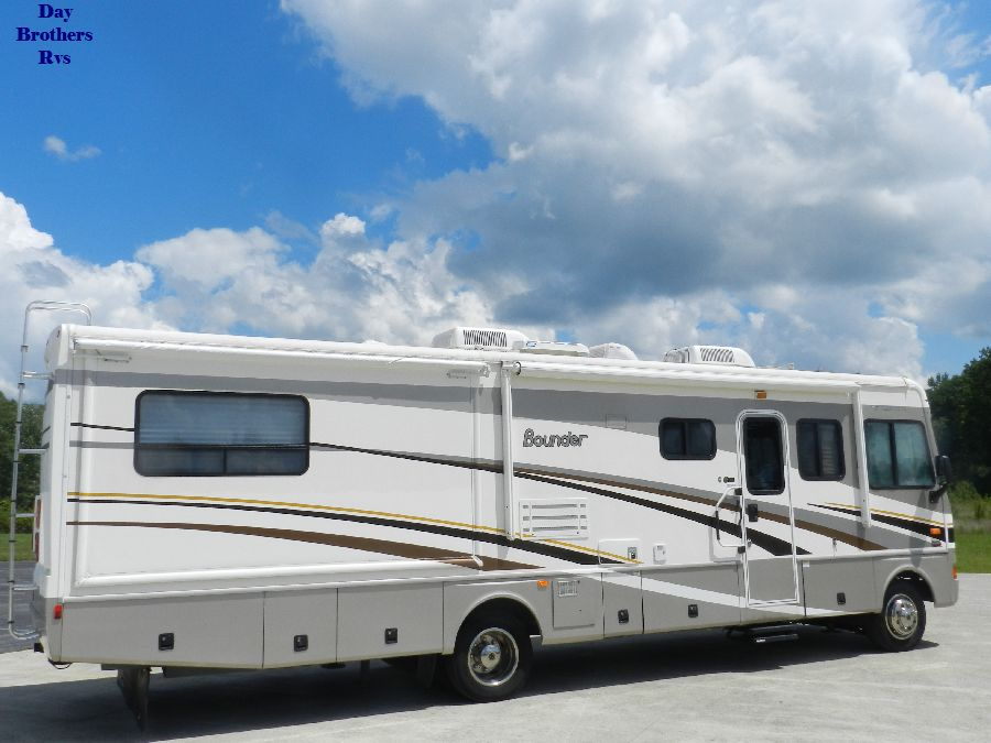 2005 Fleetwood Bounder Ebay